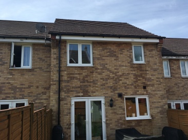 Be the envy of your neighbours with clean windows, facias, soffits and gutters